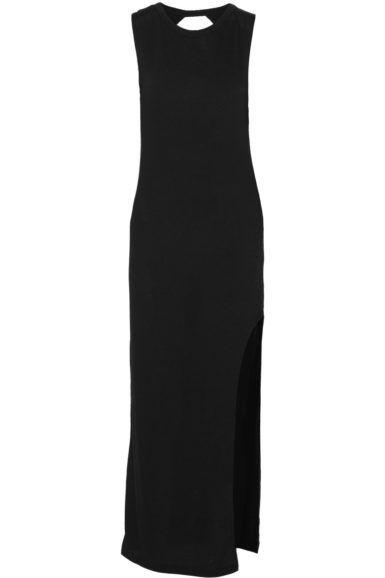 LNA jersey maxi dress