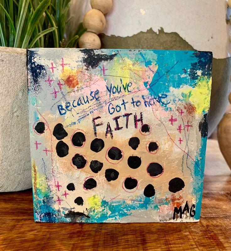 Faith michael song lyrics art gift by