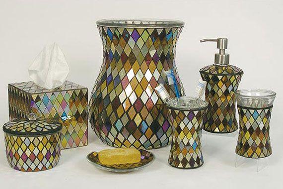 decorative bathroom accessories - Bing Images