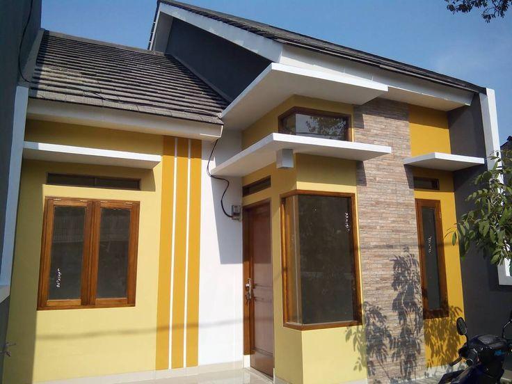 gambar rumah minimalis terbaru 1 lantai 1