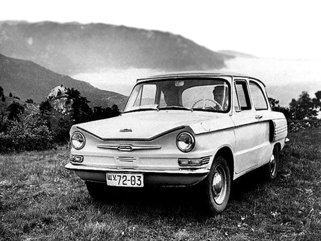ЗАЗ 966-II Опытный (1961)