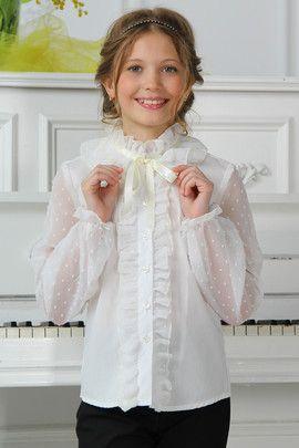 Представляем школьную коллекцию российского бренда «Красавушка». При производстве особое внимание уделяется качеству материалов и свободному, не стесняющему движения, крою. Одежда соответствует всем отраслевым стандартам, удобна и гигиенична.