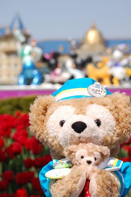 #Duffy #DuffyTheDisneyBear #DisneyBearCousins