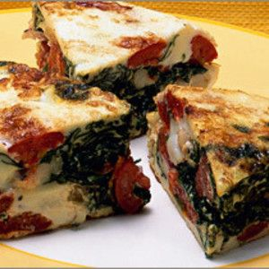 141 best iron rich recipes images on pinterest foods rich in iron a filling fluffy egg white frittata packed full of iron rich spinach and juicy forumfinder Image collections