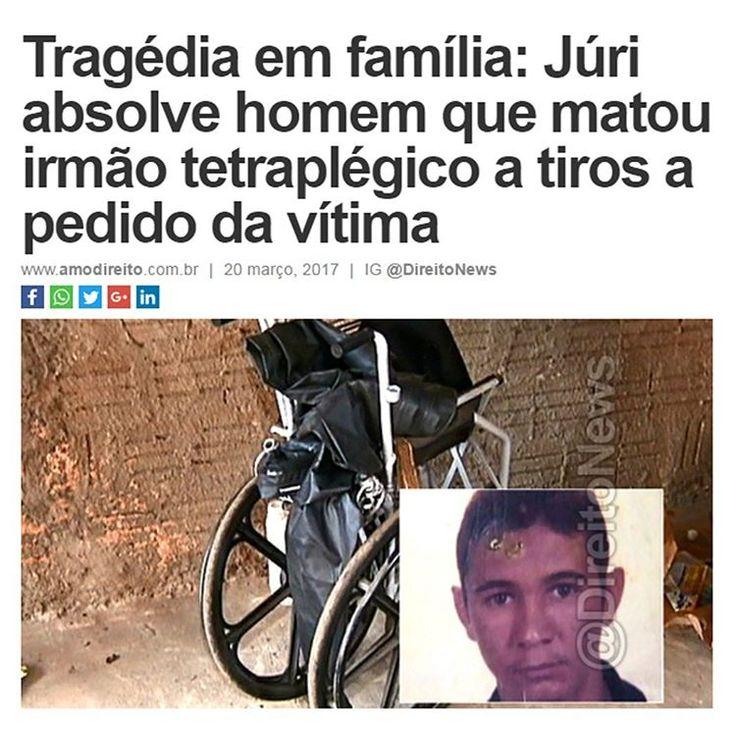 """1,455 curtidas, 47 comentários - Direito News® (@direitonews) no Instagram: """"Melhor da semana goo.gl/jMzNPs   O júri popular de Rio Claro (SP) absolveu Roberto Rodrigues de…"""""""