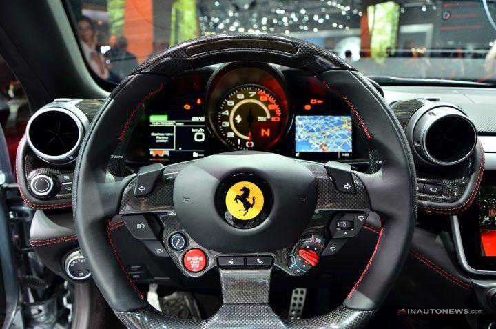 Sneak Peek Ferrari Gtc4lusso Ferrari Luxury Cars Ferrari Showroom