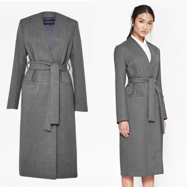 TO BUY: French Connection - Apollo Wrap Coat £180