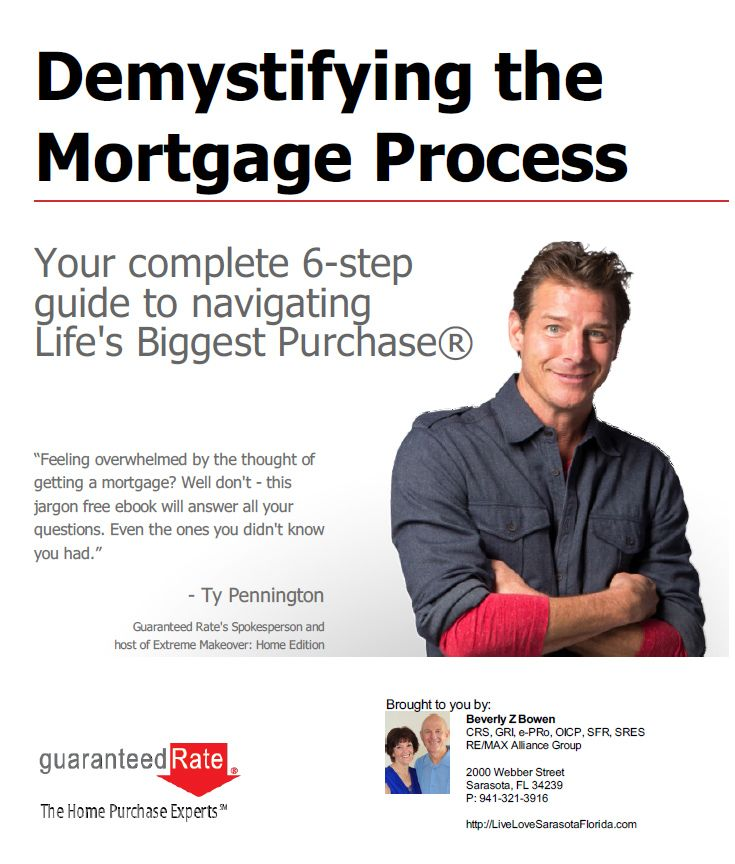 Demystifying the Mortgage Process - your complete 6-step guide to navigating Life's Biggest Purchase