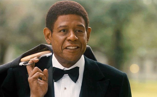 AT YOUR SERVICE Forest Whitaker delivers a quietly stirring performance in The Butler........phenomenal actor!