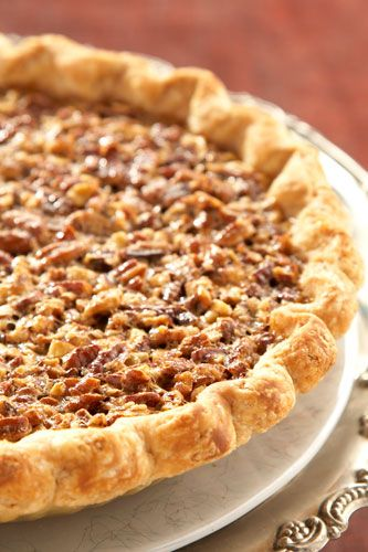 Maple Pecan Pie With Bourbon Whipped Cream A dose of Southern charm ...