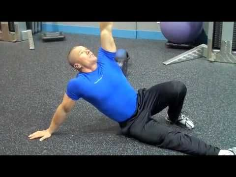 Lee Boyce Turkish Get Up Progressions - YouTube