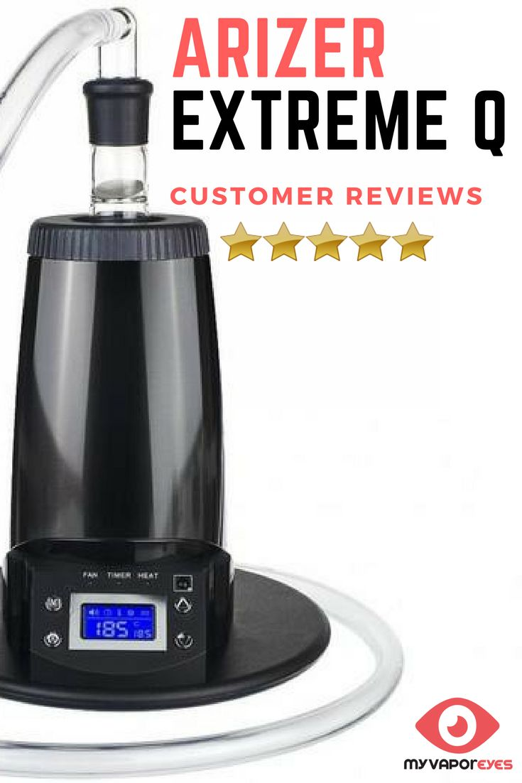 Vaporizer review & testimonials-Arizer Extreme Q Vaporizer Reviews. Read user reviews, find out the pros & cons and compare prices of one of the most efficient and affordable desktop vaporizers in the market.