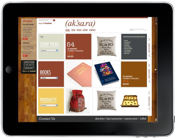 Aksara Website Branding by Adelahaye Strategic branding Jakarta