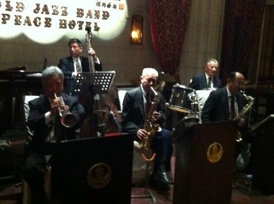 Jazz Club at the Peace Hotel: Old Jazz Band