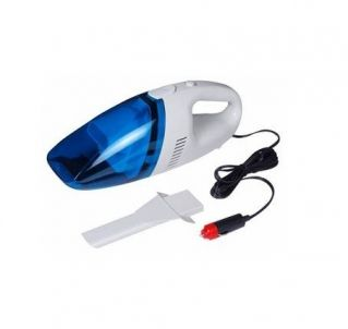 Car vacuum cleaner is the perfect size hand-held vacuum with excellent power to clean up your car.