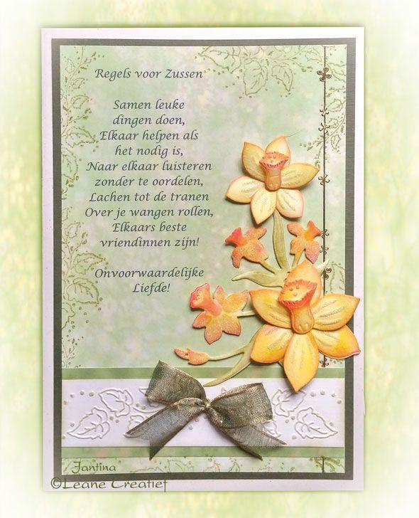Lea'bilities Daffodil die
