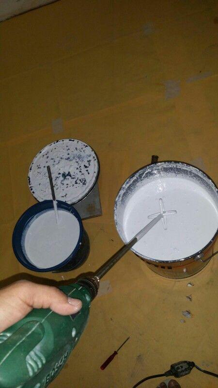 Batedor de tinta