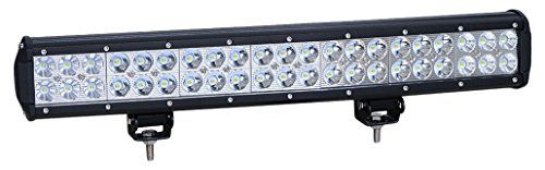 [$21.59 save 39%] Amazon Lightning Deal 71% claimed: Nilight Light Bar 20 Inch 126w LED Lights Spot Flood Combo ... #LavaHot http://www.lavahotdeals.com/us/cheap/amazon-lightning-deal-71-claimed-nilight-light-bar/137051