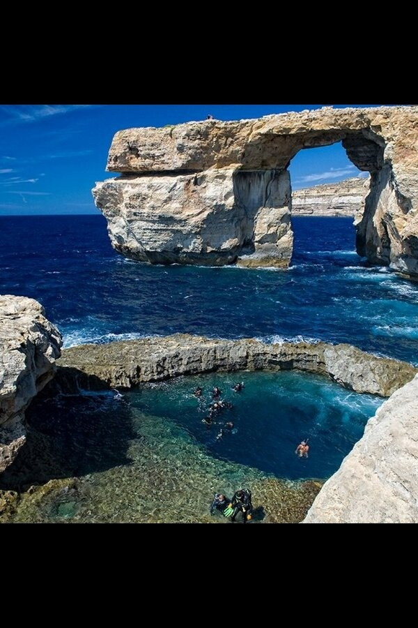 Malta, where my daughter in laws dad is from.