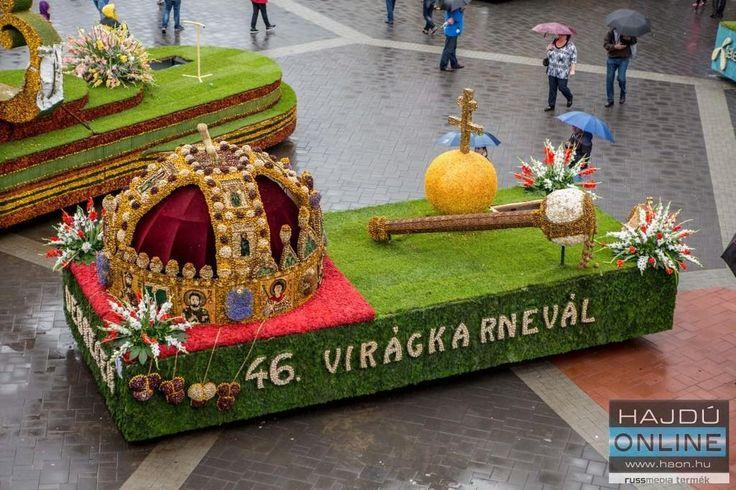 Virágkarnevál-Debrecen