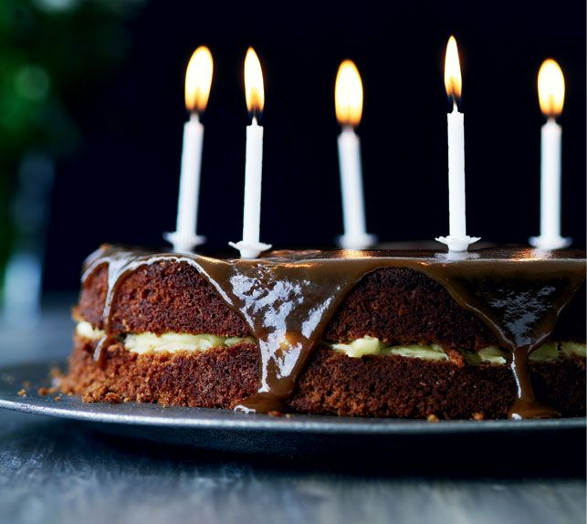 Fødselsdagskager - Boligliv