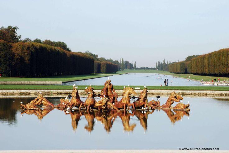Palace of Versailles Gradens