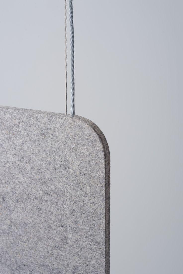 ANDLIGHT - SLAB 150 GREY DETAIL - DESIGN LUKAS PEET 2012