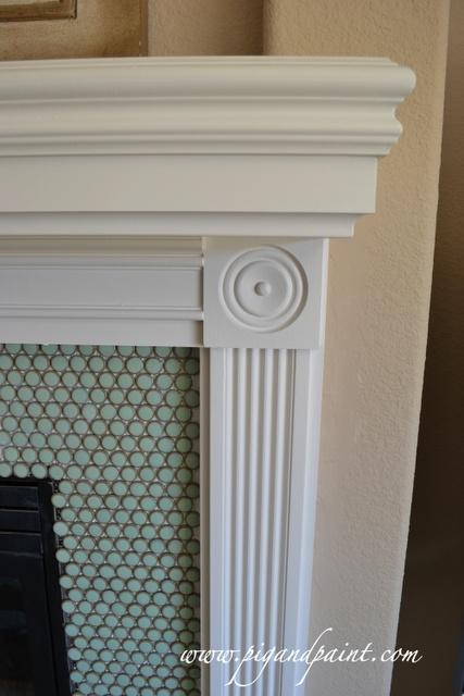 Fireplace Tile Me Lovely Mint Green Fireplace Tiles
