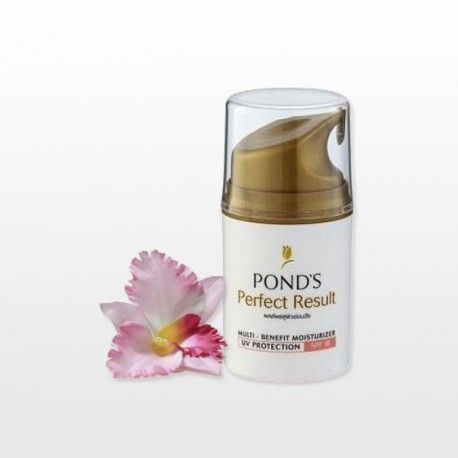 """Увлажняющий крем с ретинолом """"Совершенная кожа"""" Ponds Perfect Results Multi-Benefit Moisturizer"""