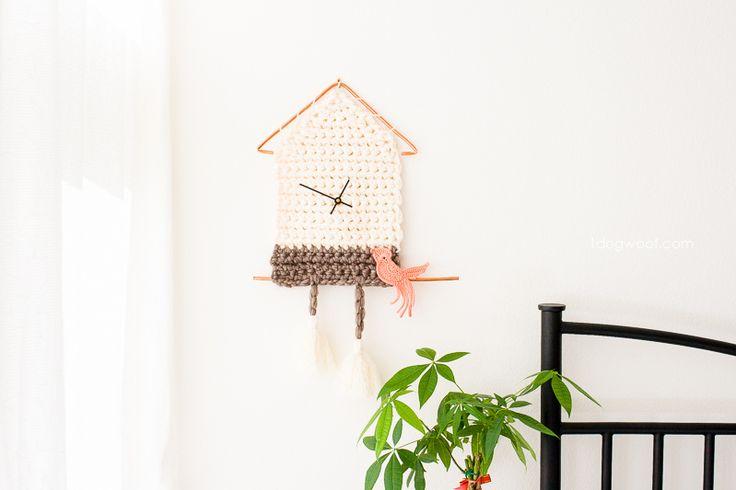 Mejores 38 imágenes de Crochet decor en Pinterest | Patrones de ...
