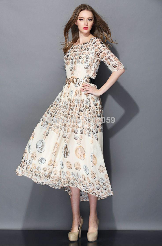 48 best Print Dresses images on Pinterest | Printed dresses, One ...