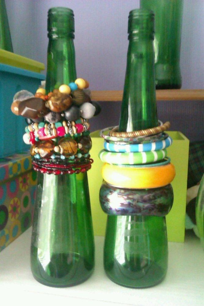Best Bangle Bracelet Holder Images On Pinterest Jewelry - Bangle bracelet storage ideas