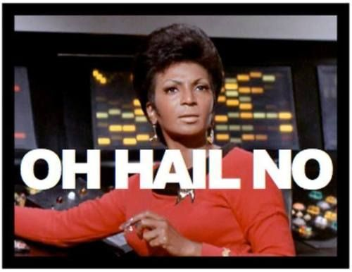 Star Trek Humor with Uhura