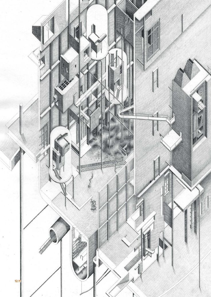 Architecture Drawing Techniques