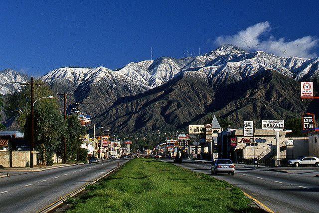 Pasadena, CA.  Such a pretty town!