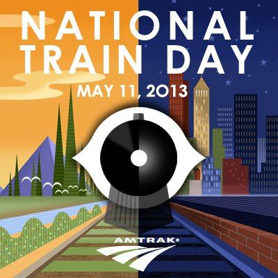 National Train Day: TV Free Friday