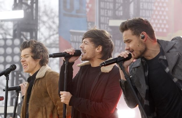The 39 Most Life-Changing Things That Happen When One Direction Performs at GMA via Buzzfeed