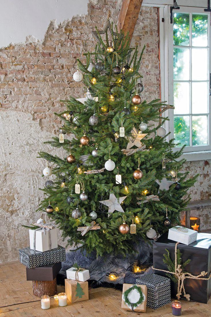 De nieuwste trends voor een stoere kerst