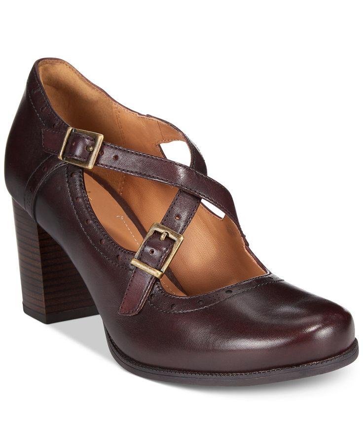 Clarks Artisan Women\u0027s Ciera Sea Pumps - Clarks - Shoes - Macy\u0027s
