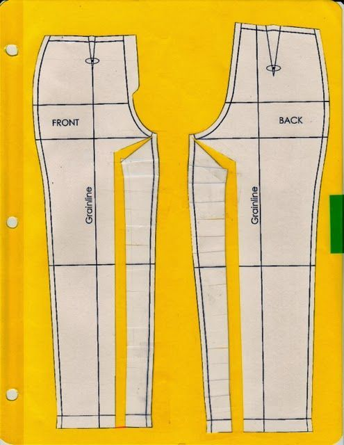 Cation Designs: Pants Pattern Alterations cationdesigns.blogspot.com