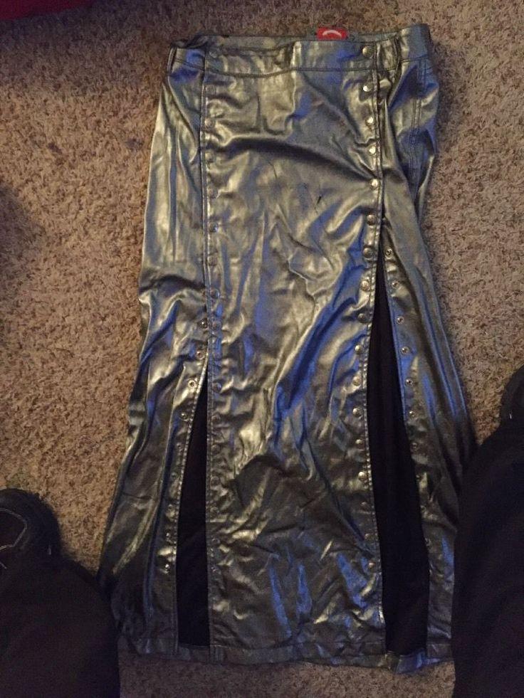 LIP SERVICE men's long skirt