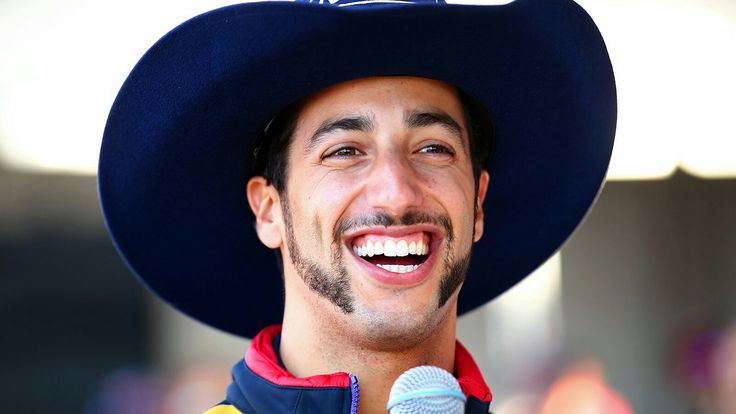Daniel Ricciardo, Red Bull Racing F1 team