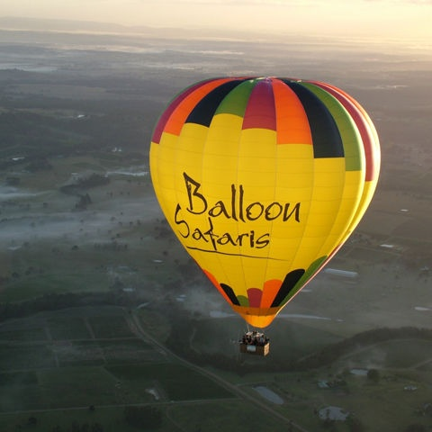 Balloon Safari in the #HunterValley
