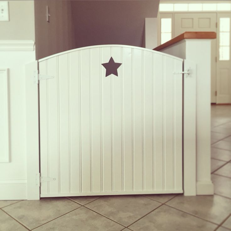 10 Steps Trimming Kitchen Peninsulas With Beadboard: 1000+ Ideas About Stair Gate On Pinterest