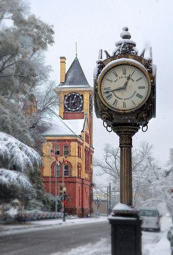 New Bern. North Carolina (by Rob Hanson Photography)