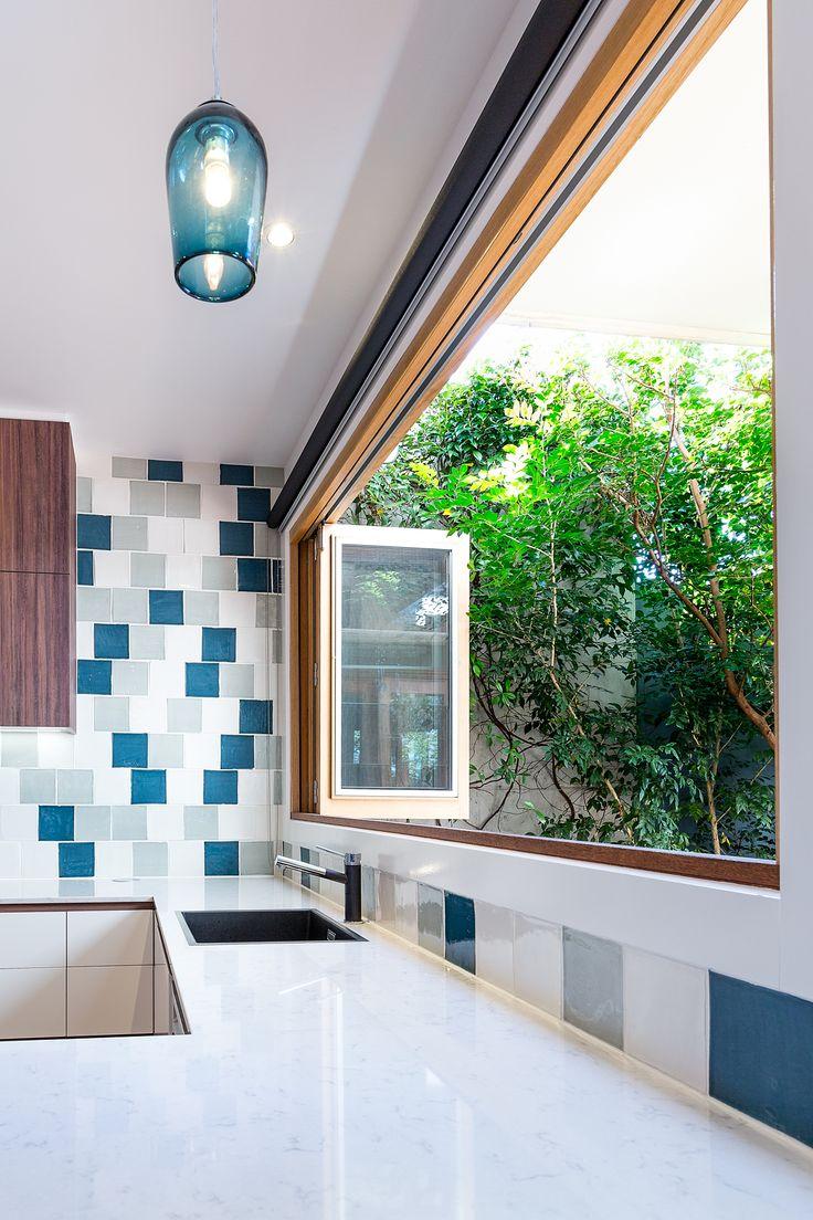 Sliding window over kitchen sink   best kitchens images on pinterest