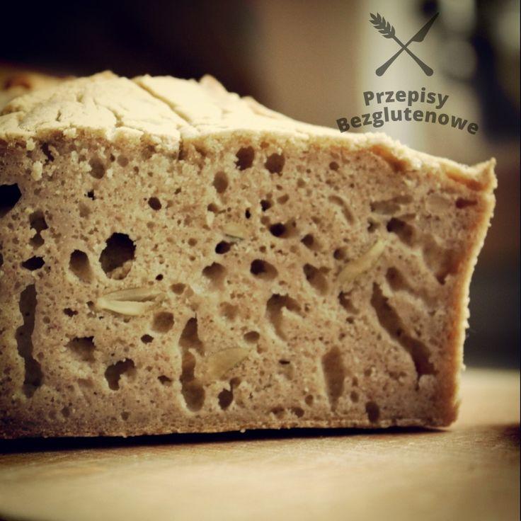 Chleb kukurydziano-gryczany na szybko - Przepisy Bezglutenowe