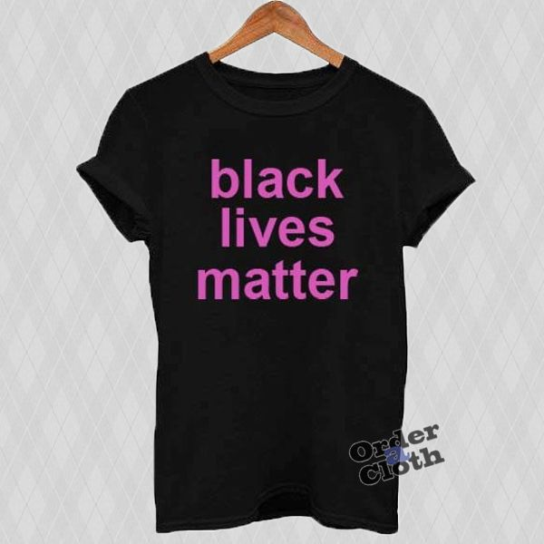 Black Lives Matter Tee from orderacloth.com