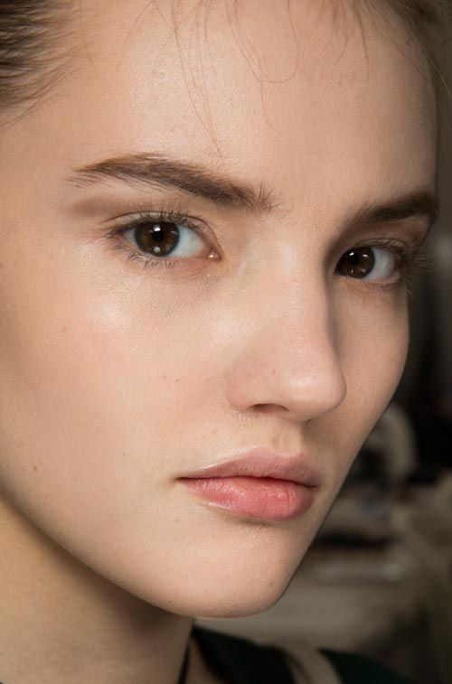 Spring/ Summer 2015 Couture Beauty Trends: Eye Makeup  #makeup #beauty #beautytrends