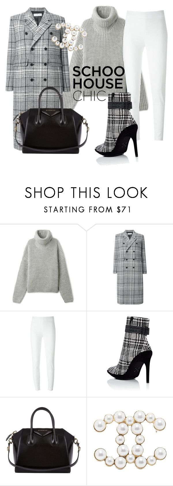 """Work hard"" by sneakeraddicted ❤ liked on Polyvore featuring Balenciaga, Moschino, Off-White, Givenchy and Chanel"